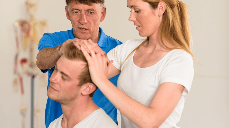Fysioterapeuter hjelper bedrifter