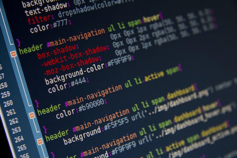 Webdesign Koding